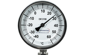 Bi-Metal Dial Thermometers