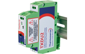DIN Rail Mounting Temperature Transmitters