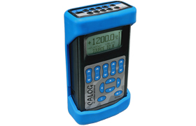 Hand-held Calibrators / Data Loggers & Thermocouple Simulators
