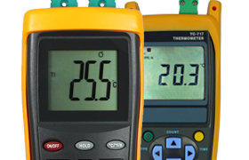 Hand-held Thermocouple Indicators