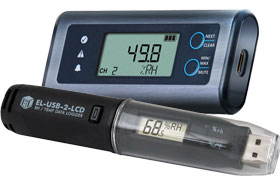 Single Channel USB Data Loggers
