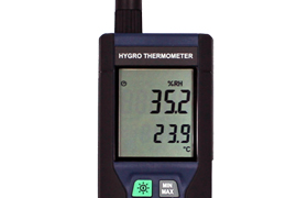 Thermo-Hygrometer (Air Humidity/Temperature) Data Loggers