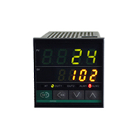 (CH102) 4-Digit Dual Display PID Temperature Controller (48mm x 48mm x 100mm)