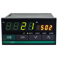 (CH502) 4-Digit Dual Display PID Temperature Controller (96mm x 48mm x 100mm)