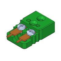 Miniature PCB Socket - Rear Mounting