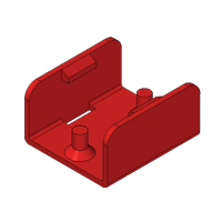 Miniature Connector Locking Clip