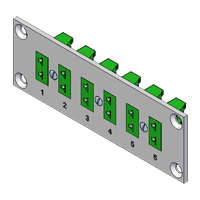 FP - Pre-assembled Miniature Thermocouple Connector Panels