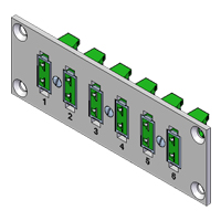 FPL - Pre-assembled Miniature Thermocouple Connector Panels (Locking)