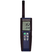 (HDT-318) Thermo-Hygrometer with Data Logger (Air Humidity/Temperature)