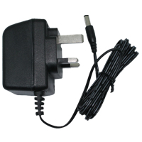 (HDT-318PA) UK Power Adaptor For HDT-318 Thermo-Hygrometer with Data Logger