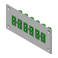 (RP) Pre-assembled Standard Thermocouple Connector Panels
