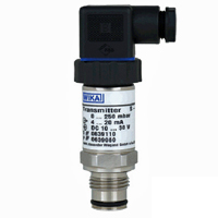 (S11) Wika High Accuracy Pressure Transmitter (Flush Face Diaphragm)