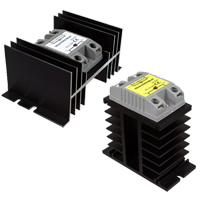 (SSR-HS) Solid State Relay Heatsinks